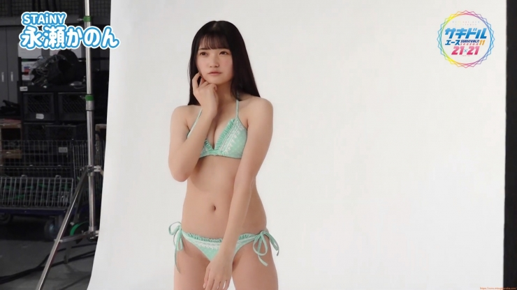 Kanon Nagase swimsuit gravure How can it be only cute013
