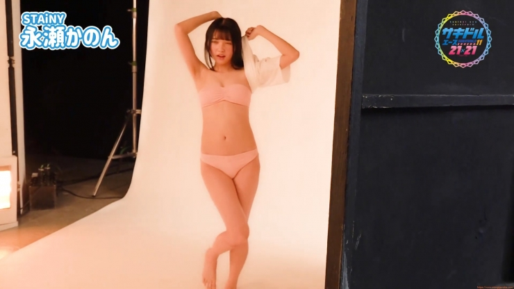Kanon Nagase swimsuit gravure How can it be only cute036