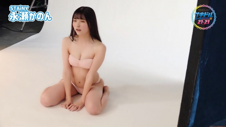 Kanon Nagase swimsuit gravure How can it be only cute044