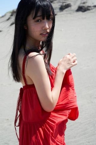 Ando Sakizakura swimsuit gravure, booming popularity in the gravure world002
