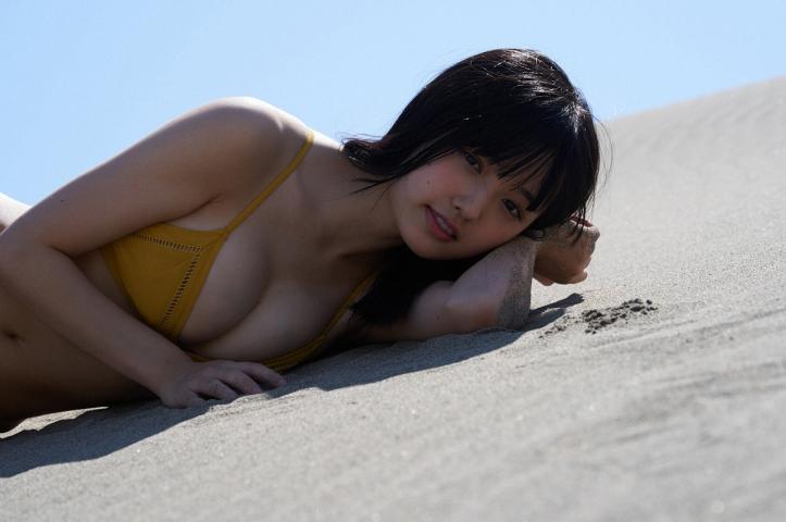 Ando Sakizakura swimsuit gravure, booming popularity in the gravure world010