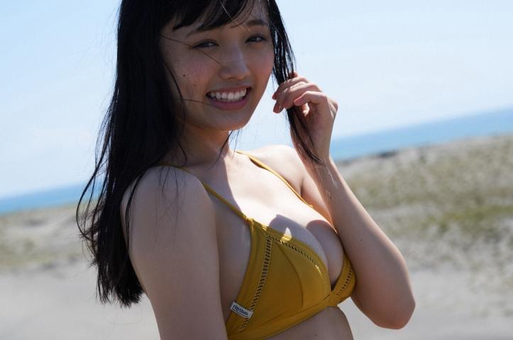 Ando Sakizakura swimsuit gravure, booming popularity in the gravure world012