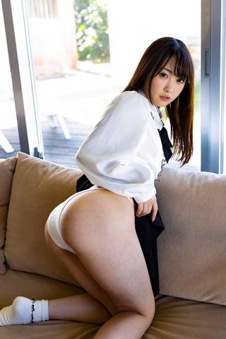 Mizuki Sakigawa Swimsuit Gravure Miss FLASH 2020 Grand Prix005