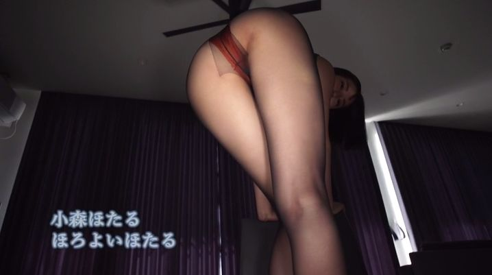 Hotaru Komori swimsuit gravure Healthy bare skin and ample bust041