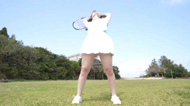Kaede Yamagishis Icups go wild in the hilltop dash015