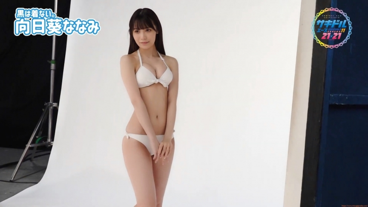 Nanami Mukouni swimsuit gravure The most powerfulweapon Im not sure what to do with it004