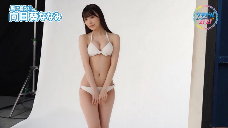 Nanami Mukouni swimsuit gravure The most powerfulweapon Im not sure what to do with it007