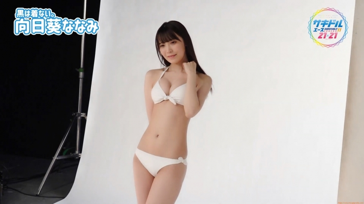 Nanami Mukouni swimsuit gravure The most powerfulweapon Im not sure what to do with it015