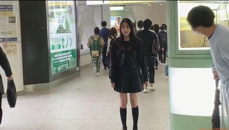 Inoko Reia swimsuit gravure 17 years old and hot in gravure002