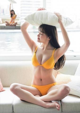 Haruna Yoshizawa Fresh Power in the Gravure World031