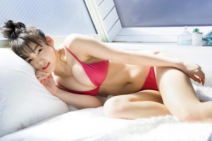 Haruna Yoshizawa Fresh Power in the Gravure World034
