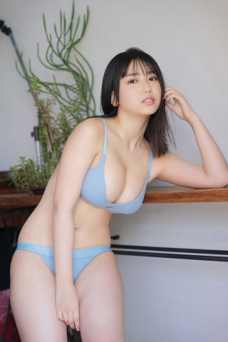 Aika Sawaguchi Luna Toyoda Haruka Arai Bouncy Bikini001