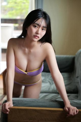 Aika SawaguchiLuna ToyodaHaruka Arai Miss Magazine dream competition007