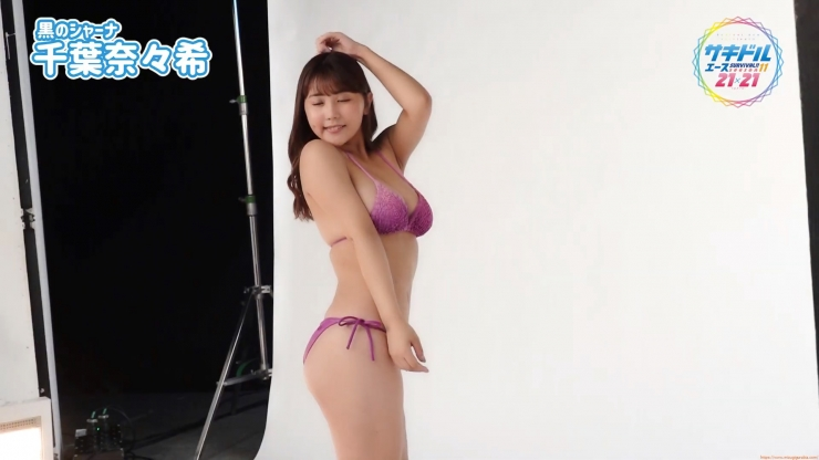Nanaki Chiba swimsuit gravureI cant take my eyes off it I cant keep my eyes off the tea001