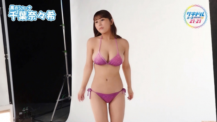 Nanaki Chiba swimsuit gravureI cant take my eyes off it I cant keep my eyes off the tea002