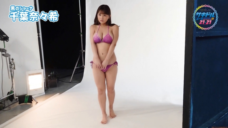 Nanaki Chiba swimsuit gravureI cant take my eyes off it I cant keep my eyes off the tea011