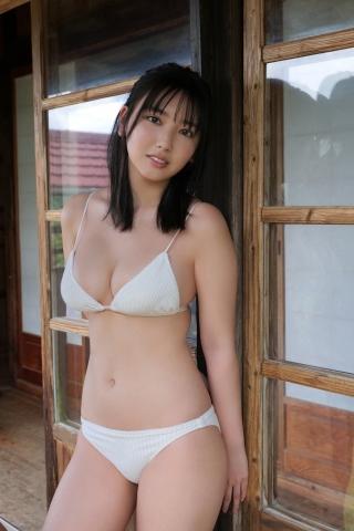 Aika Sawaguchi Luna Toyota Haruka AraiSwimsuit Gravure Summer is just around the corner009
