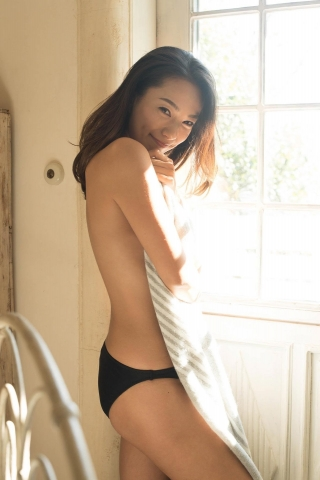 Mifune Mika swimsuit gravure 38 years old miracle body017