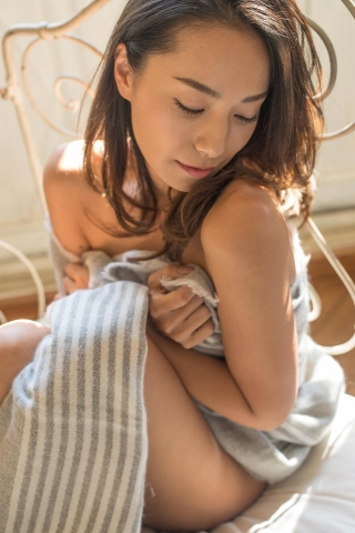 Mifune Mika swimsuit gravure 38 years old miracle body021