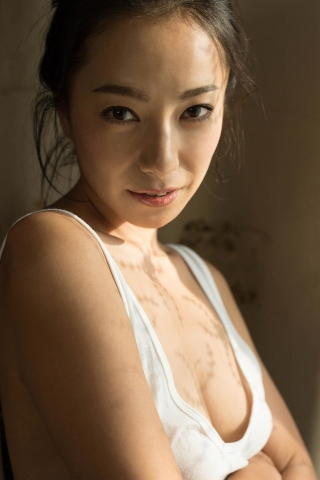 Mifune Mika swimsuit gravure 38 years old miracle body031