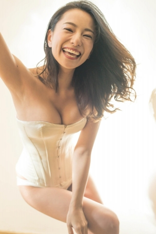 Mifune Mika swimsuit gravure 38 years old miracle body042