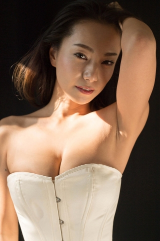 Mifune Mika swimsuit gravure 38 years old miracle body047