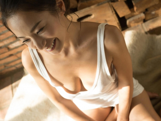 Mifune Mika swimsuit gravure 38 years old miracle body056