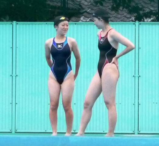 Kyoko swimming competition swimsuit image summary swimming swimming cavalcade pool competition school swimsuit025
