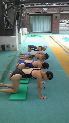 Kyoko swimming competition swimsuit image summary swimming swimming cavalcade pool competition school swimsui2t005