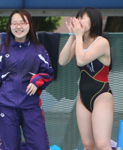 Kyoko swimming competition swimsuit image summary swimming swimming cavalcade pool competition school swimsui2t019