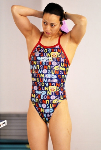 Kyoko swimming competition swimsuit image summary swimming swimming cavalcade pool competition school swimsui2t024