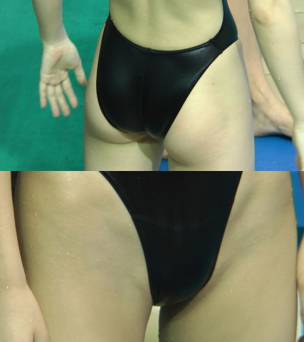 Kyoko swimming competition swimsuit image summary swimming swimming cavalcade pool competition school swimsuit33017