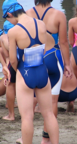 Kyoko swimming competition swimsuit image summary swimming swimming cavalcade pool competition school swimsuit33021