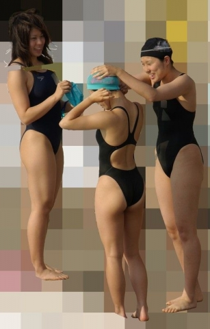 Kyoko swimming competition swimsuit image summary swimming swimming cavalcade pool competition school swimsuit33026