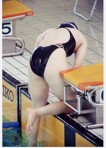 Kyoko swimming competition swimsuit image summary swimming swimming cavalcade pool competition school swimsuit33053