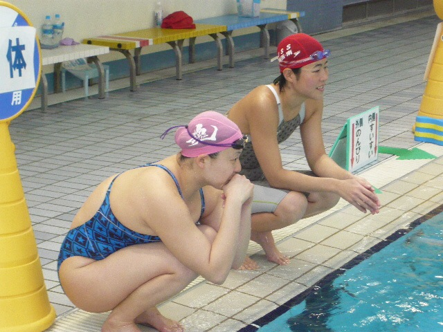 Kyoko swimming competition swimsuit image summary swimming swimming cavalcade pool competition school swimsuit03069