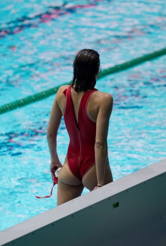 Kyoko swimming competition swimsuit image summary swimming swimming cavalcade pool competition school swimsuit03072