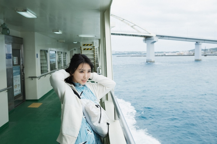 Aika Sawaguchi Swimsuit Gravure Current NO1 gravure idol who graduated from high school003