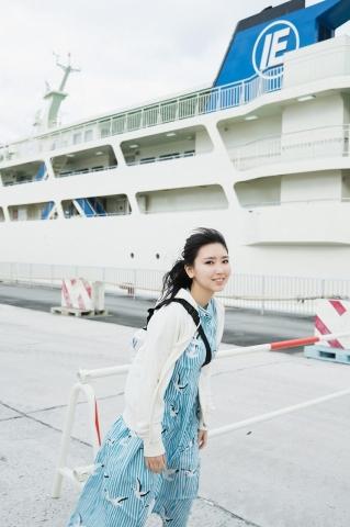 Aika Sawaguchi Swimsuit Gravure Current NO1 gravure idol who graduated from high school002