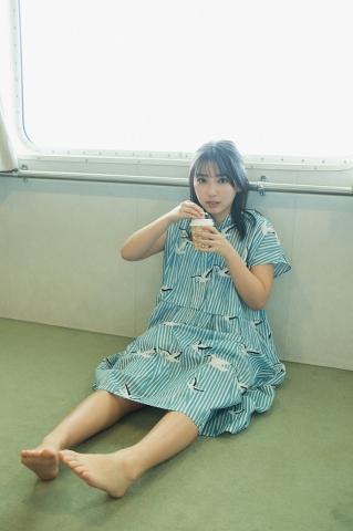 Aika Sawaguchi Swimsuit Gravure Current NO1 gravure idol who graduated from high school005