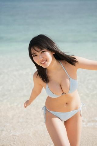 Aika Sawaguchi Swimsuit Gravure Current NO1 gravure idol who graduated from high school023