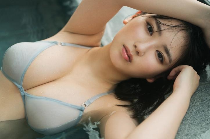 Aika Sawaguchi Swimsuit Gravure Current NO1 gravure idol who graduated from high school026