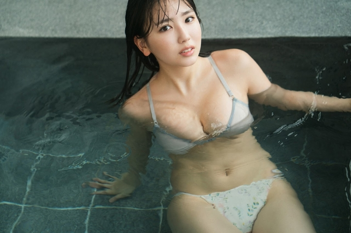 Aika Sawaguchi Swimsuit Gravure Current NO1 gravure idol who graduated from high school027