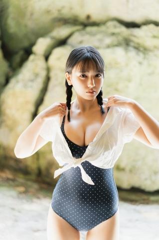 Aika Sawaguchi Swimsuit Gravure Current NO1 gravure idol who graduated from high school2001