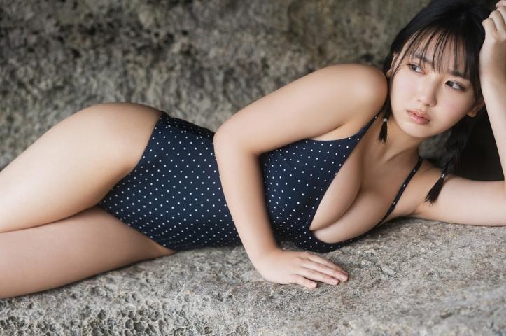 Aika Sawaguchi Swimsuit Gravure Current NO1 gravure idol who graduated from high school2018