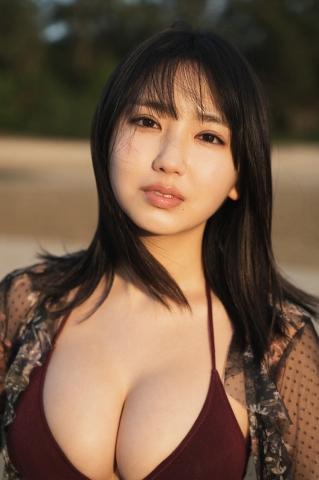 Aika Sawaguchi Swimsuit Gravure Current NO1 gravure idol who graduated from high school2022