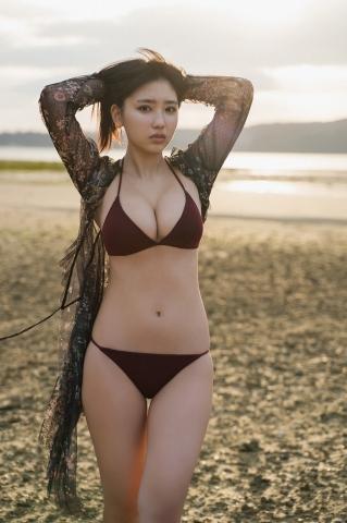 Aika Sawaguchi Swimsuit Gravure Current NO1 gravure idol who graduated from high school2023