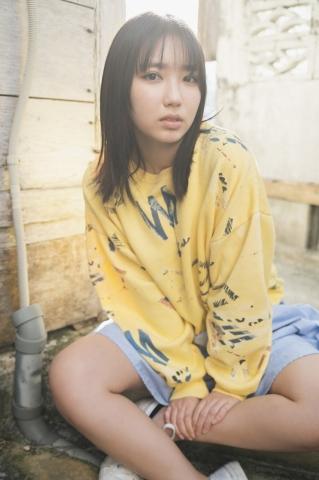 Aika Sawaguchi Swimsuit Gravure Current NO1 gravure idol who graduated from high school2035