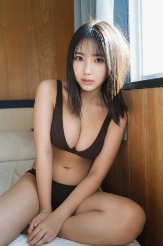 Aika Sawaguchi Swimsuit Gravure Current NO1 gravure idol who graduated from high school2045