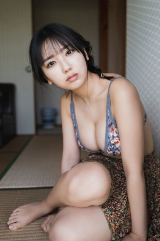 Aika Sawaguchi Swimsuit Gravure Current NO1 gravure idol who graduated from high school4001